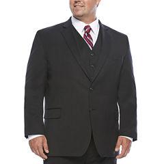 Stafford Travel Stretch Jacket-Portly Fit