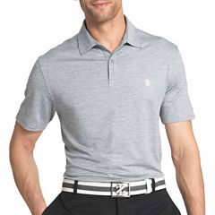 IZOD Short Sleeve Solid Polo Shirt
