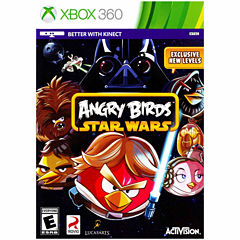 Angry Birds Star Wars Video Game-XBox 360