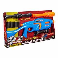 Buzz Bee Toys Air Warriors Extreme Range Master 14-pc. Toy Playset - Unisex