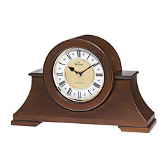 Bulova® Cambria Chiming Mantel Clock
