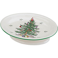 Spode® Christmas Tree Soap Dish