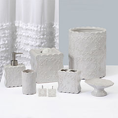 Creative Bath™ Ruffles Bath Collection