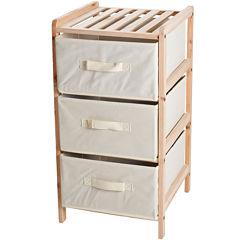 Lavish Home™ 3-Drawer Organization Unit