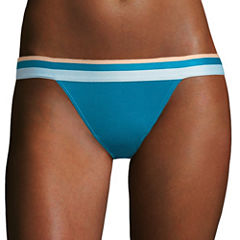 Flirtitude® Wide Elastic Bikini Panties