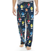 M&M's Microfleece Pajama Pants