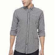 J.Ferrar Button-Front Shirt