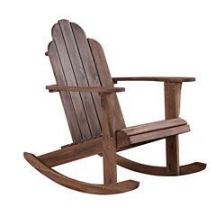 Adirondack Patio Rocking Chair