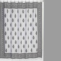 Nomad Cotton Shower Curtain