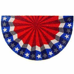 Americana Rectangular Doormat - 18
