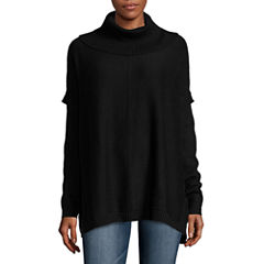 a.n.a Long Sleeve Poncho