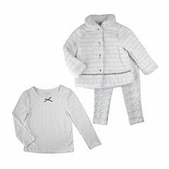 Nanette Baby Pant Set Girls