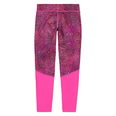 Reebok Solid Knit Leggings - Toddler Girls