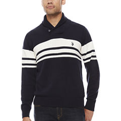 Us Polo Assn. Long Sleeve Pullover Sweater