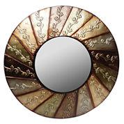Swirl Design II Mirror