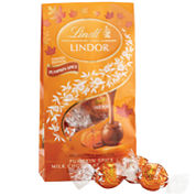 Lindt & Sprungli Lindor Pumpkin Spice Milk Chocolate, 19 oz.