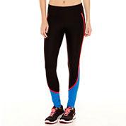 Xersion™ Colorblock Taped Leggings - Tall