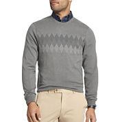 Van Heusen® Patterned Fine-Gauge Sweater