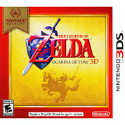 Zelda Video Game-Nintendo 3ds