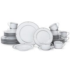 Mikasa Regent Bead 40-pc. Dinnerware Set