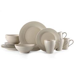 Mikasa Ryder Beige 16-pc. Dinnerware Set