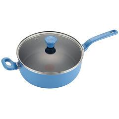 T-Fal® 4½ -qt. Aluminum Nonstick Jumbo Cooker