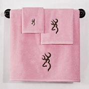 Browning Buckmark  Bath Towel Collection