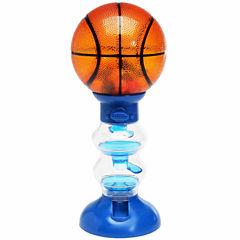 Sweet N Fun Basketball Gumball Machine Bank with Gumballs