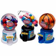 Dubble Bubble Hot Sports Gumball Dispensers: 12-pc. Box