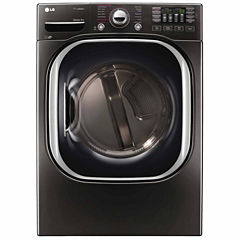 LG 7.4-Cu.Ft. Ultra-Large Capacity TurboSteam™ Gas Dryer