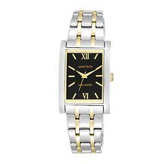 Armitron® All-Sport® Mens Two-Tone Stainless Steel Watch 20/5112BKTT