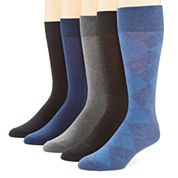 Stafford® 5-pk. Cotton Socks