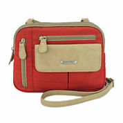 St. John`s Bay Zippy Crossbody Bag