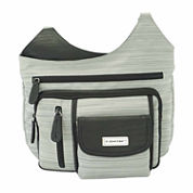 St. John`s Bay Multi Directional Crossbody Bag