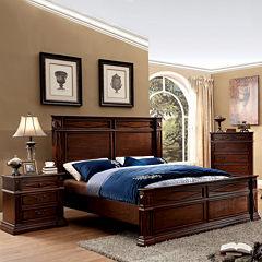 Logan Transitional 2-pc. Bedroom Set