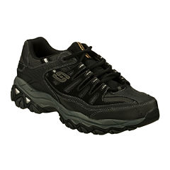 Skechers® After Burn Memory Fit Mens Athletic Shoes