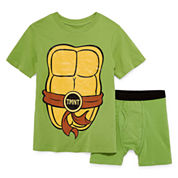 Underoos Teenage Mutant Ninja Turtles Underwear Set- Boys 4-12