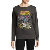 Star Wars Brushed Fleece Sweatshirt- Juniors
