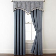 Royal Velvet Fresco Paisley 2-pack Curtains
