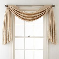 Royal Velvet Lucia Window Scarf