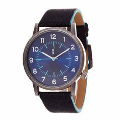 Xtreme Time Womens Silver Tone Bracelet Watch-Nwl371466as-Bk