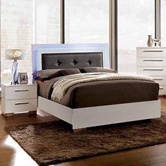 Isabella Modern 2-pc. Bedroom Set