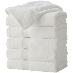 Martex® Commercial Set of 6 Bath Towels