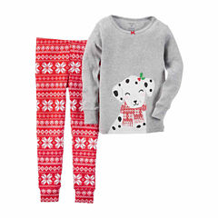 Carter's Pant Pajama Set Girls
