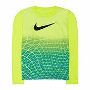 Nike Boys Graphic T-Shirt-Preschool
