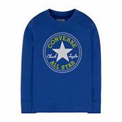 Converse Graphic T-Shirt-Big Kid Boys
