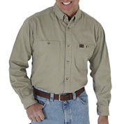 Riggs Workwear® by Wrangler® Twill Work Shirt