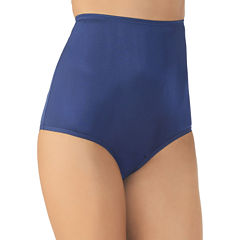 Vanity Fair® Tailored Nylon Briefs - 15712