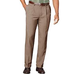 Van Heusen® No-Iron Extender Pleated Pants - Big & Tall