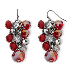 Mixit™ Red Grape Cluster Earrings